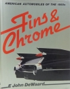 "DeWaard ""Fins and Chrome"" US-Automobile der 1950er 1982 (2887)"