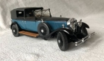 Franklin Mint Rolls Royce Phantom I Metallmodell 1929 (1860)