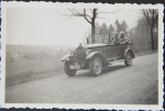 Hanomag Kleinwagen Cabriolet 1928 Original Photo (0694)