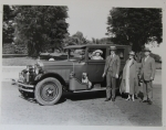 Nash Lafayette Limousine 1928 Original Photo (0736)