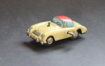 Bandai MG MGA Coupe 1960 Blechmodell Made in Japan (3967)