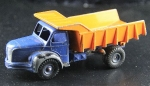 Dinky France Berliet Benne Carrier Metallmodell 1955 (1582)