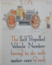 """Life - The self propelled vehicle Number"" Automobil-Magazin 1913 (4556)"