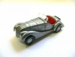 Wiking BMW 328 Roadster 1938 Plastikmodell (4700)