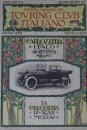"""Rivista Touring Club Italiano"" Automobil-Magazin 1919 (2475)"