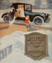 Buick Sixes Touring Roadster 1916 Carbrochure (6077)
