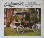 "Bailey ""Oldsmobile - The first 75 years"" Oldsmobile-Historie 1972 (3500)"
