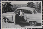 Opel Rekord Limousine 1954 original Photo (6123)