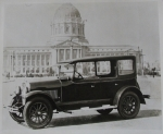Buick Fordoor Sedan 1926 vor Capitol Original Photo (6723)