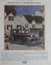 Ford Model A Three-Window Sedan 1930 Werbeanzeige (1158)