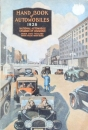 "National Automobile Chamber ""Handbook of Automobiles"" 1928 Auto-Katalog (2184)"