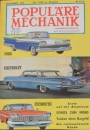 """Populäre Mechanik"" Chevrolet Modelle 1958 Technik-Magazin (8392)"