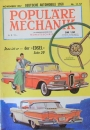 """Populäre Mechanik"" Edsel Ford 1957 Technik-Magazin (8381)"