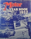 "Pomeroy ""The Motor Yearbook 1952"" Motorsportsaison 1952 (9780)"