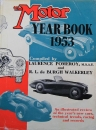 "Pomeroy ""The Motor Yearbook 1953"" Motorsportsaison 1953 (9785)"