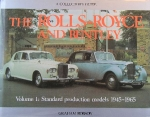 "Robson ""The Rolls Royce and Bentley"" Rolls-Royce-Historie 1984 (9807)"